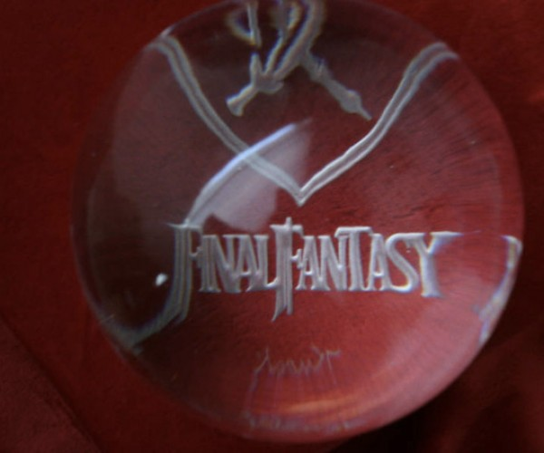 final fantasy crystal orb collectible