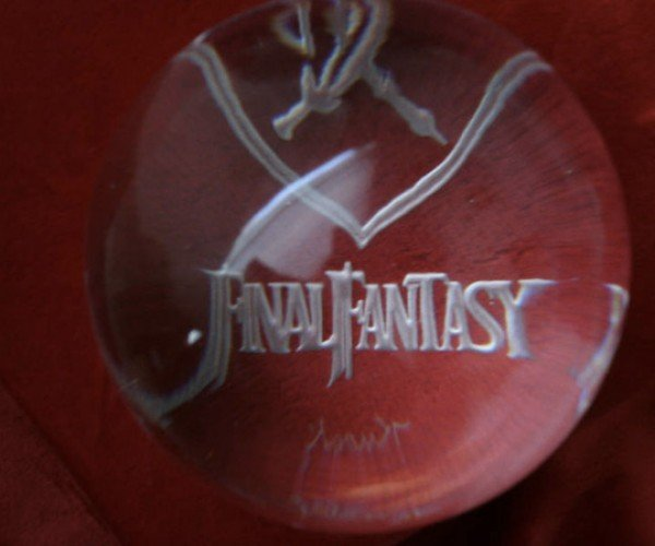 Final Fantasy Crystal Orb Collectible Being Sold for $250,000: Now That'S a Fantasy