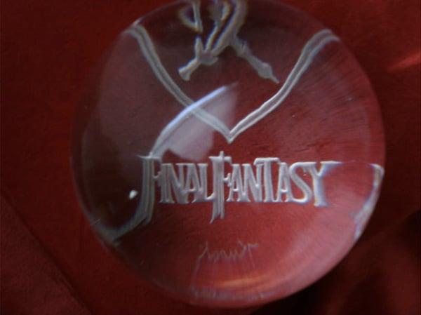 final fantasy crystal orb collectible