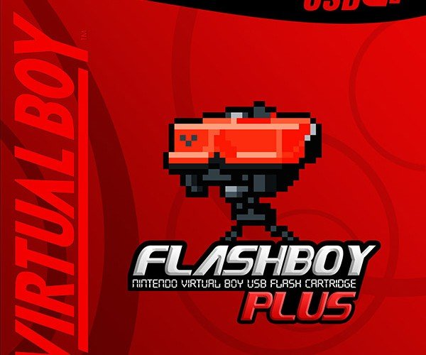 Flashboy Plus Virtual Boy Emulator: Get One Now While Supplies Last