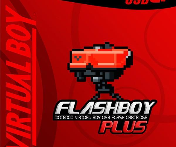 Flashboy Plus Virtual Boy Emulator: Get One Now While Supplies Last