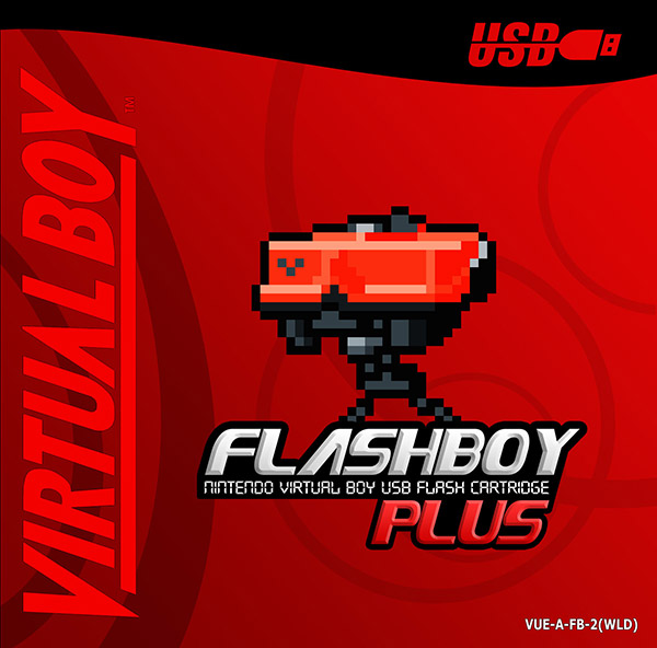 flashboy plus virtual boy cartridge