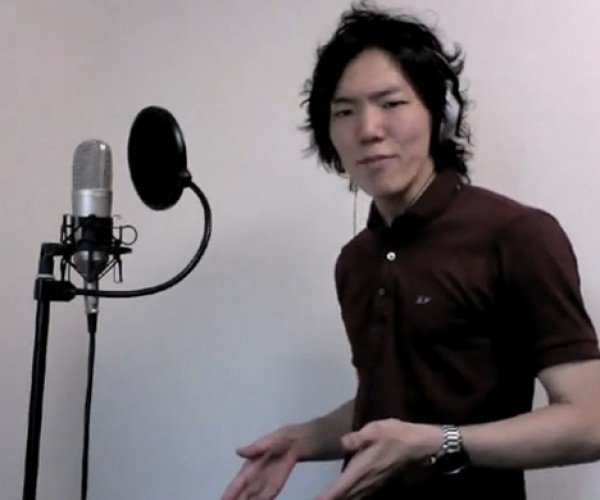 A Round of Street Fighter Beatboxing