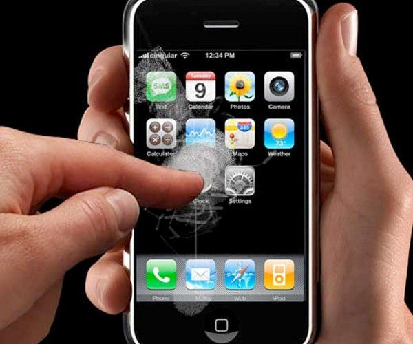 Your Greasy Fingers Could Get Your Smartphone Hacked