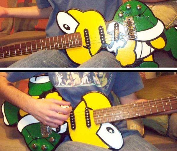 koopa troopa guitar 2