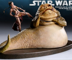 Leia Vs. Jabba the Hutt: Who Would Win in a Fight?