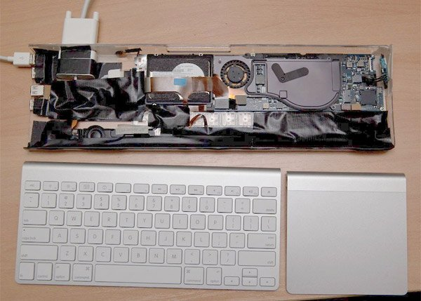 macbook air keyboard casemod internals