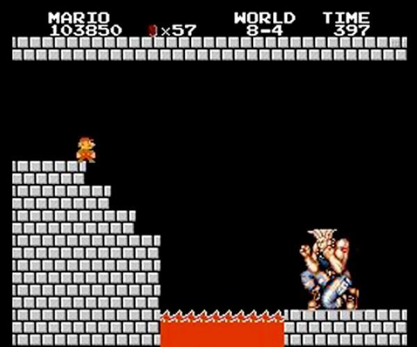 Mario is Screwed