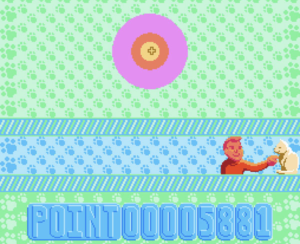 neco touch flash game