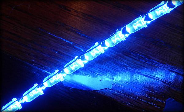 Diy Lightsaber Is A Work Of Art Technabob