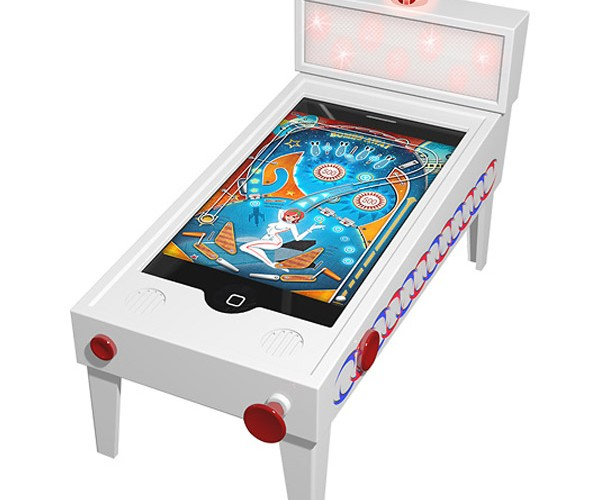 Pinball Magic Turns Iphones Into Tiny Pinball Machines