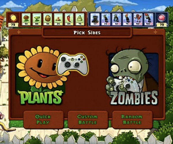 Plants Vs Zombies on Xbla: Do the Undead Make for Good Fertilizer?