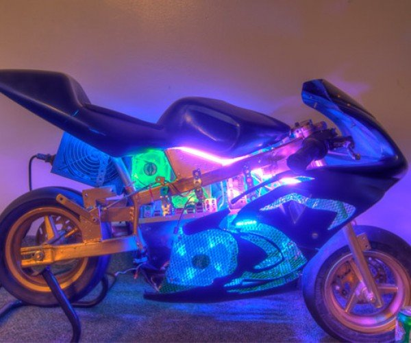 Pocketbike I7: Yep, It'S a Computer, Not a Motorcycle