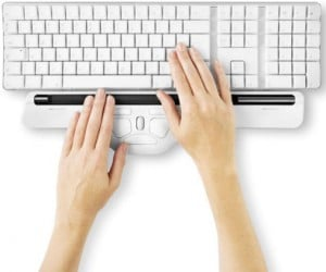 Rollermouse Free: the Exact Opposite of the Magic Trackpad