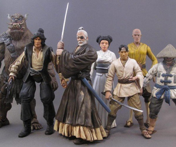 samurai wars japanese star wars 1