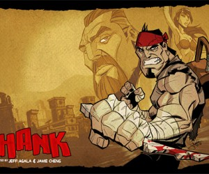 Shank for PS3 and Xbox 360 Looks Like a Bloody Good Time