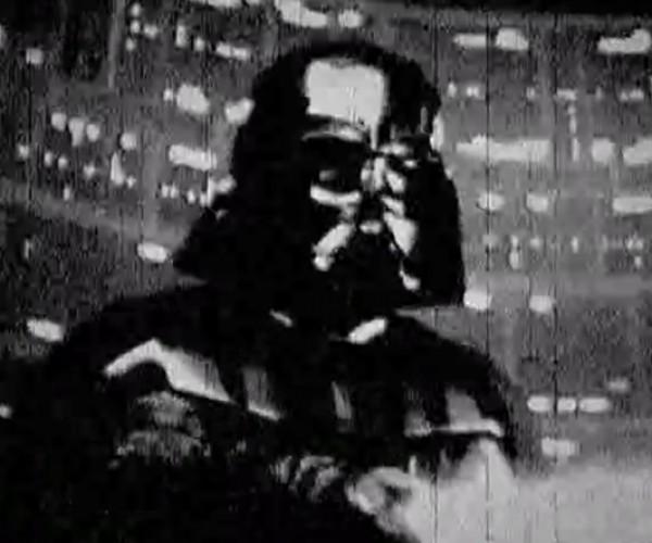 Star Wars 1900: a Classic Scene Retold in Dark & Light
