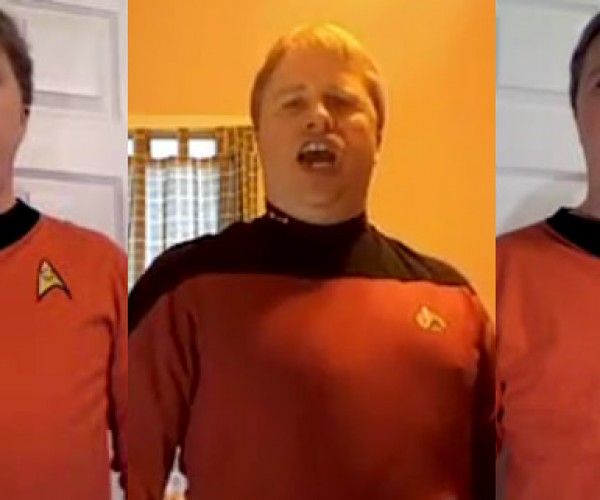 Star Trek Theme Songs have Lyrics