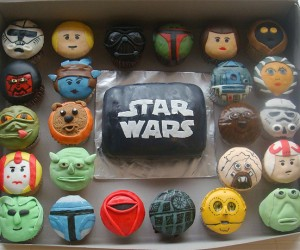 Greatest Star Wars Cupcakes Ever
