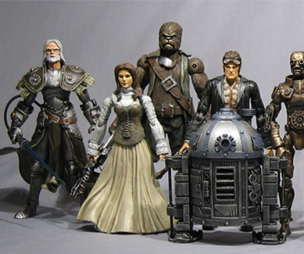 steampunk star wars 4