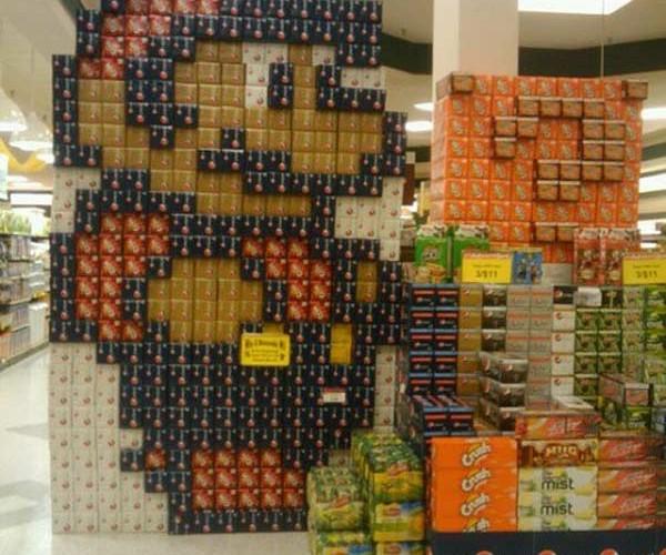 Super Mario Soda