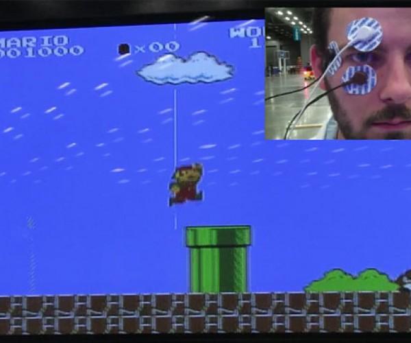 Super Eyeball Mario Bros.