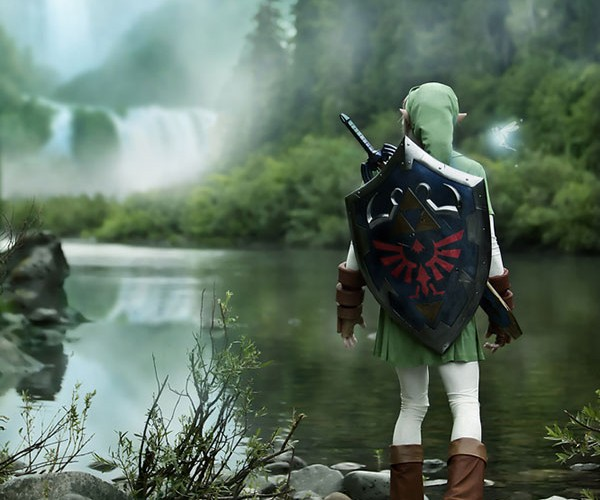 The Zelda Project: a Cosplay Link to the Ocarina of Time