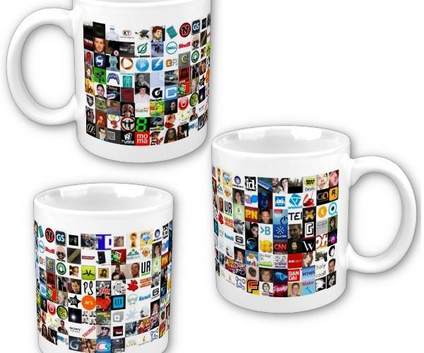Twitter Mug: Custom Mug From Twitter Profile Pics