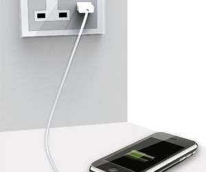 USB Packing Ac Outlet Concept is Something All Geeks Need