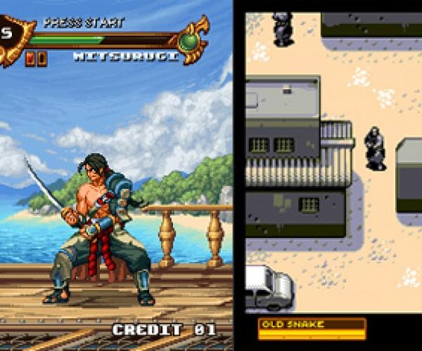 video game demake art 3