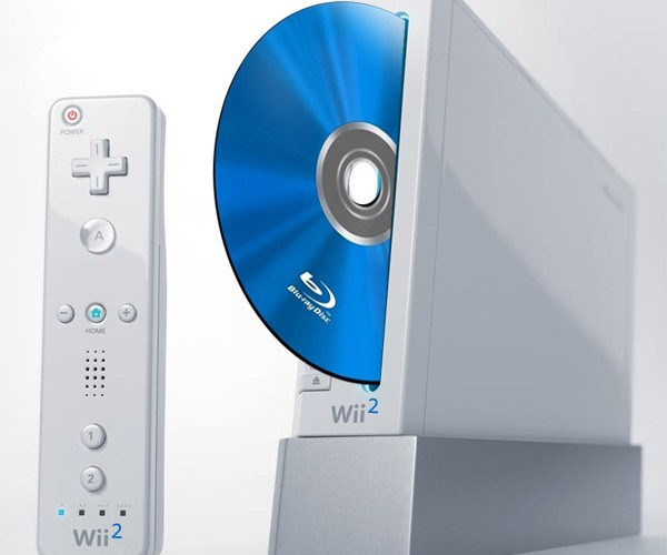 Wii 2 to Get Blu-ray and HD in 2011? [Rumor]