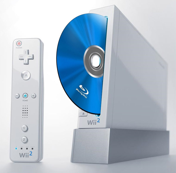 wii 2 blu ray