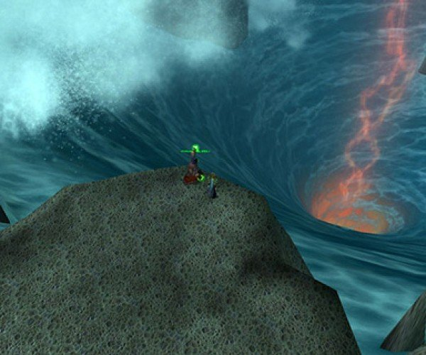 Maelstrom: the Center of Epicness in World of Warcraft
