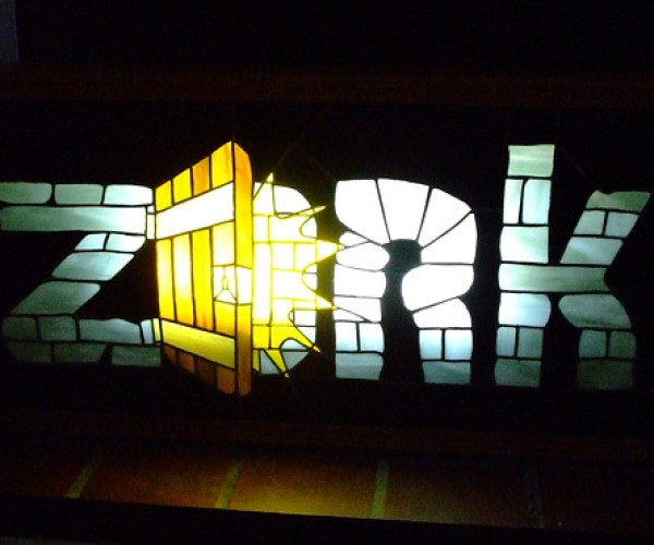 Zork Stained Glass Window: Get Window