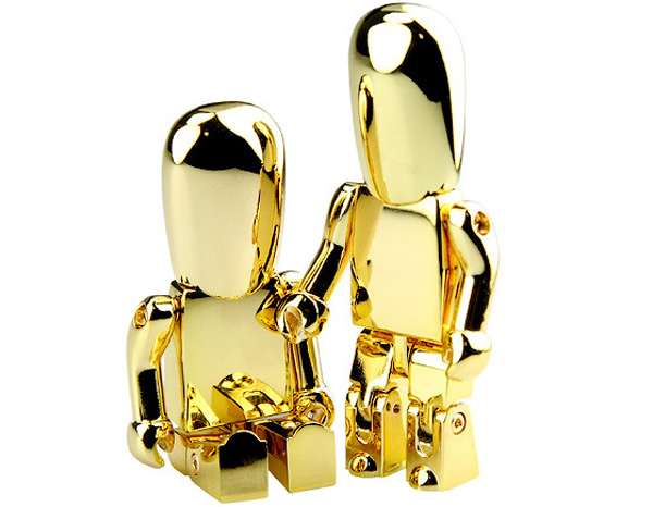 c3p0 golden robot star wars usb flash drive