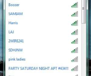 Wi-Fi Network Party Invites: Hopefully No Creeps Around