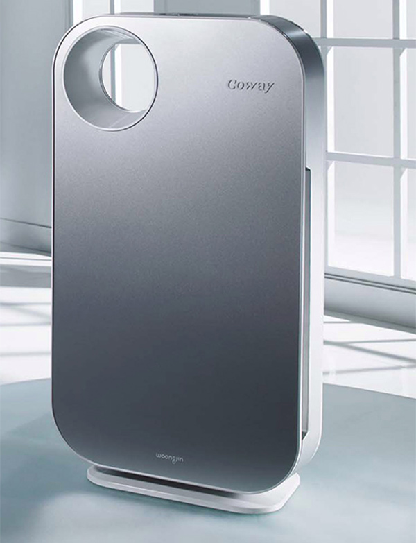 coway stylish air purifier quality