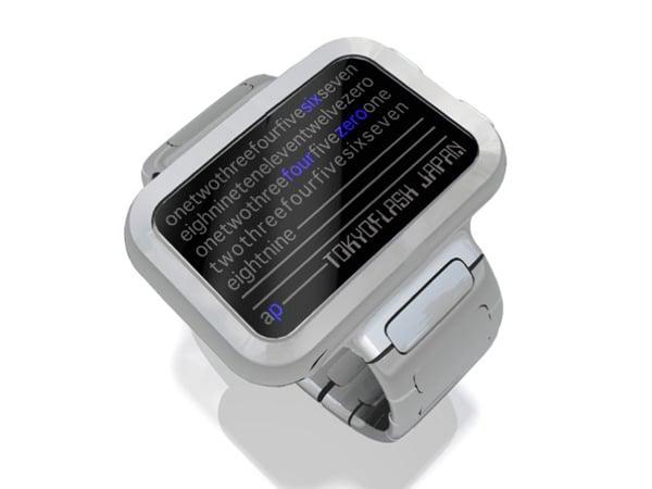tokyoflash tynan mayhew watch timepiece