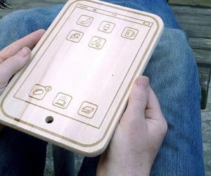 IPhone Cutting Board: There'S an App for Breakfast