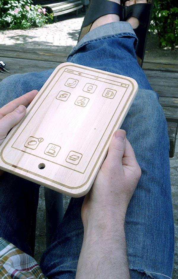 iphone apple mybrett cutting board german