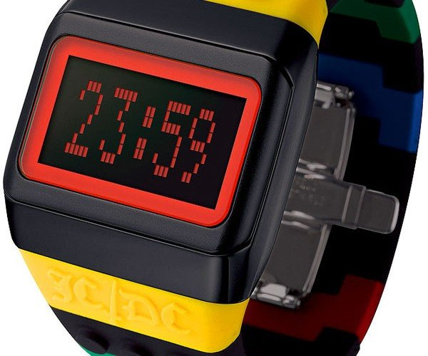 Pop Hours LEGO Watch Can'T be Assembled Into Anything Else but a Watch