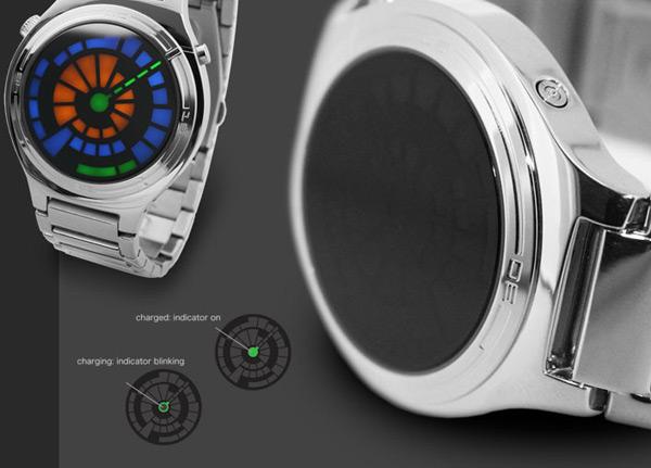 kisai round trip tokyoflash watches timepiece japan