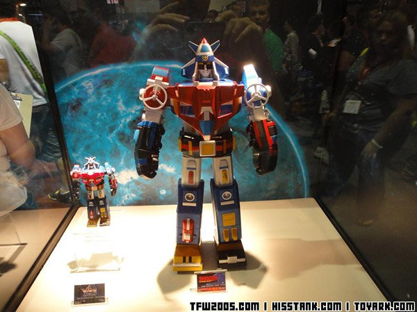 Toynami Shogun Warriors Voltron Dairugger XV