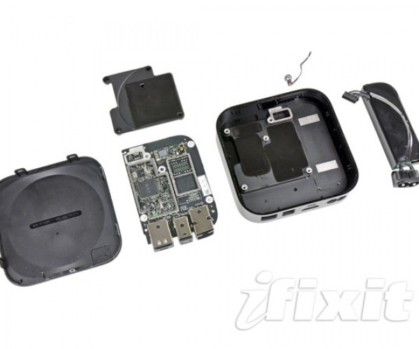 Apple Tv Gen 2 Device Torn Down at Ifixit