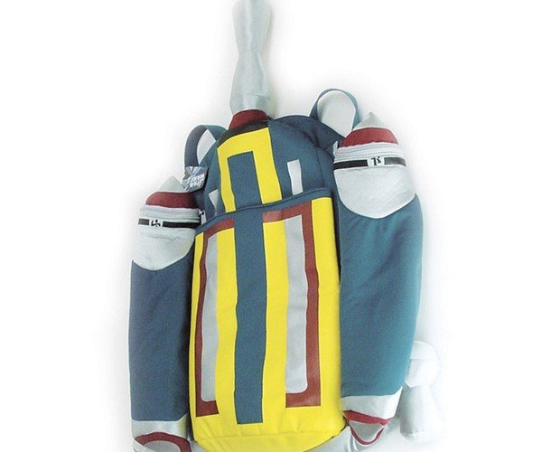 Boba Fett Backpack is a Clone of Boba Fett'S Jetpack
