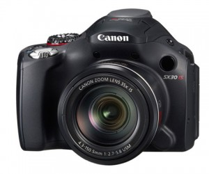 Canon Powershot Sx30 is: 35x Zoom, Perfect for Those Who Are Always Late