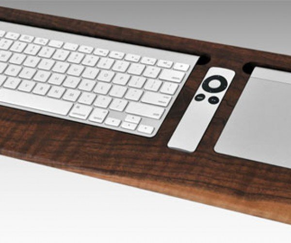 Combine Collective Mac Keyboard Tray Will Give You Wood