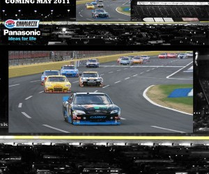 World's Largest HD Video Wall Speeds Into Charlotte Motor Speedway