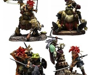 Good Morning Crono! Get Up and Get These Chrono Trigger Dioramas!