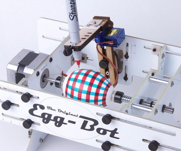 Eggbot Kit: for Geeky Easter Bunnies